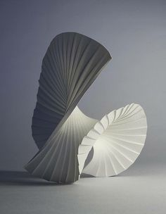 Richard Sweeney Pleated Paper Coolness ___________________________