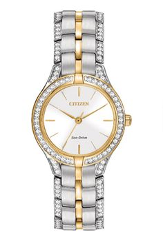Citizen Citizen Eco-Drive  Silhouette Crystal FE2064-52A Silhouette Crystal