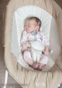 Meet Bailey {Summer Infant RestingUp Napper Review/Giveaway}