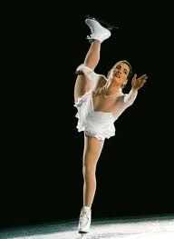 Nancy Kerrigan- I admired this woman when I was a kid, even named my cabbage patch baby after her. <3