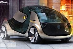 iMove Electric Car Gives The Touch Of Apple Into Future Transportation - Tech Fond :: Food for your thoughts