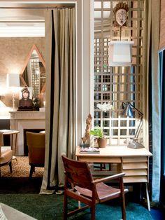 A bijoux hotel in Paris! Hotel Recamier in Paris 6