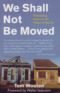 As floodwaters drained in the weeks following Hurricane Katrina, New Orleans residents came to a difficult realization.  Their city was about to undertake the largest disaster recovery in American history, yet they faced a profound leadership vacuum: members of every tier of government, from the municipal to the federal level, had fallen down on the job.  This book tells the absorbing story of the community leaders who stepped into this void to rebuild the city they loved.