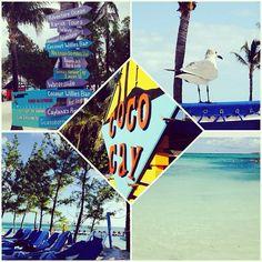 Cococay, Bahamas in Cococay, Bahamas