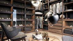 [Projects] Arquitectura interior en madera y piedra | Decoración
