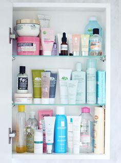 Skincare Sunday #3 | Organising my stash