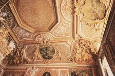 Gorgeous Ceiling Architecture | Pinned by @eastsix