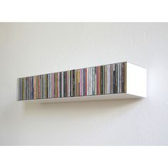 Compact disc shelf B | Storage & Shelving | Furniture | Shop | Skandium