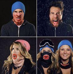 Perfekt für den nächsten Outdoorausflug oder die nächste Skitour auf dem Gipfel :D Geniale Idee mit der ihr garantiert auffallt!!!