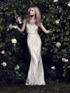 Jenny Packham wedding dresses at alta moda bridal Jenny Packham Wedding Dresses, Jenny Packham Bridal, 2016 Wedding Dresses, Designer Wedding Dresses, Wedding Gowns, Bridesmaid Dresses, Boho Chic Wedding Dress, Gorgeous Wedding Dress, Beautiful Gowns