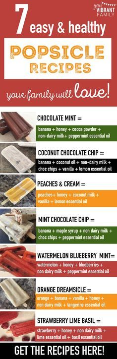 Homemade popsicles can be so easy (and fun!) to make… that is, if you know some popsicle making secrets (and have some great recipes!). My kids and I have been experimenting in the kitchen (and with popsicle molds) and have come up with these 7 super yummy popsicle recipes! Plus… you won't believe what the SECRET INGREDIENT is in this recipe!