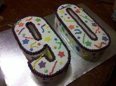 Ideas For 90th Birthday Cake