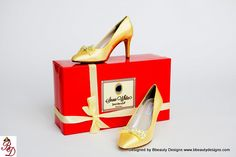 Snow White Fairest of them All Pumps Adult Costume by Bbeauty79, $99.95 OMG