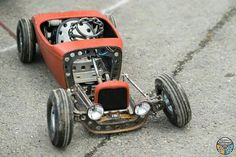 Good idea for hull of go kart. This may be implemented in the kart
