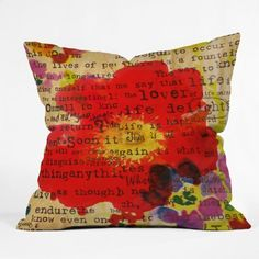 DENY Designs Irena Orlov Poppy Poetry 2 Throw Pillow, 16-Inch by 16-Inch DENY Designs http://www.amazon.com/dp/B008C80EVC/ref=cm_sw_r_pi_dp_yWP1tb0Z0VTWZF9R