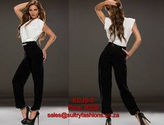 EOJS-3 ➟ PRICE: R329 ➟ SIZES: S/M 8-10, M/L 10-12 ➟ sales@sultryfashions.co.za