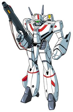 What with the latest TV series, Macross Frontier, finishing a fairly recently ago and the new PSP game Macross Ace Frontier being released with another on the way, it seems that now is a good time … Macross Valkyrie, Robotech Macross, Manga Anime, Anime Art, Manga Art, Gundam, Retro, 80 Tv Shows, Animated Icons
