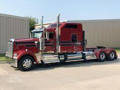 Custom Big Rigs, Custom Trucks, Big Rig Trucks, Semi Trucks, Truck Paint, Trailers, Trucks And Girls, Peterbilt Trucks, Heavy Truck