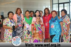 Women Economic Forum is known as a great platform for networking opportunities for women from all over the world and all walks of life. During WEF 2016 ladies from over 100 countries met and exchanged their knowledge and experiences during over 400 plenary and parallel sessions. If you would like to learn more please visit:http://www.wef.org.in/