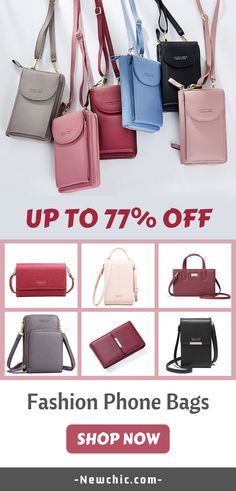 Collection of Trendy Phonebags and Purses - Find more fashion bags here! 75c47354a3994