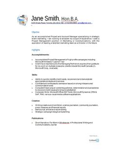 free resume samples examples and templates sample resumes easyjob - Resume Templates Examples Free
