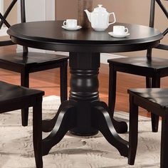 I pinned this Campagna Pedestal Dining Table from the Furniture Under $300 event at Joss and Main!