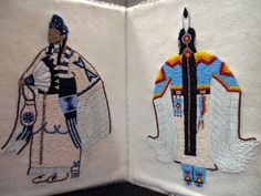 Teri Greeves Kiowa  Teri Greeves grew up on the Wind River Reservation in Wyoming and began beading when she was eight years old. Since the...