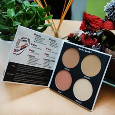 Introducing City Color Contour & Define Palette!This handy kit features a new lighter-toned Contour, Bronzer and Highlight plus a brand new Blush in a natural shade. $7 each or 6 for $35 Shop at :http://www.pick6deals.com/city-color-contour-define-palette.html