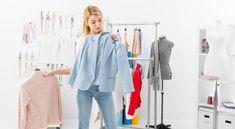 Ezért mosd ki az új ruhákat, mielőtt felvennéd őket! Coat, Jackets, Fashion, Tunic, Down Jackets, Moda, Sewing Coat, Fashion Styles, Peacoats