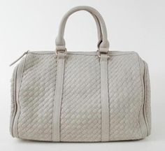 Enjoy This Lovely Quilted Weekender Bag Next Time You Need Just A Bit More Room On Your Day Out. $54 Www.mooreaseal.com - Click for More...