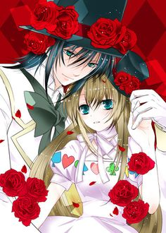 alice in the country of hearts alice blood - Buscar con Google