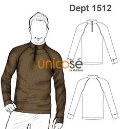 POLERA REMERA DEPORTES VARIOS HOMBRE Tactical Suit, Flat Drawings, Fashion Vocabulary, Fashion Design Drawings, How To Make Clothes, Fashion Flats, Designs To Draw, Sportswear, Sewing Patterns