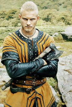 An analysis on the real historicity of Bjørn Ironside, one of the main characters of History Channel's Vikings. - Photo: Bjørn Ironside played by Alexander Ludwig in Vikings