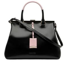 handbag in pelle di vitello Jil Sander
