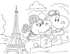Free Charlie Brown Snoopy and Peanuts Coloring Pages: Fifi and Snoopy Free Coloring Page Snoopy Coloring Pages, Valentine Coloring Pages, Quote Coloring Pages, Pokemon Coloring Pages, Christmas Coloring Pages, Free Printable Coloring Pages, Free Coloring Pages, Coloring Books, Coloring Pictures For Kids