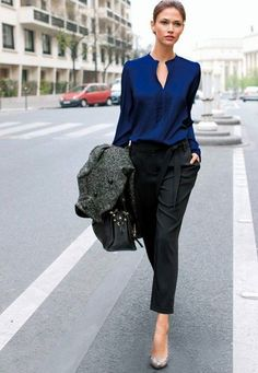 40 Decent Winter Work Outfits for Women | http://hercanvas.com/decent-winter-work-outfits-for-women/