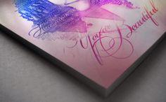ПОРТРЕТ ИЗ СЛОВ по фотографии на заказ • Оригинальный, роскошный и невероятно красивый  подарок на любое важное событие • Сроки создания макета 1-3 дня • Печать на холсте • Экспресс доставка по России 1-2 дня. Источник: http://www.lidart.ru/#!portret-iz-slov/c1jmb