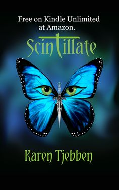 SCINTILLATE is FREE on Kindle Unlimited. #Free #Kindle Unlimited #Amazon