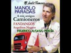 MANOLO PARADAS NOS CANTA POR GRANAINAS