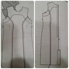 Tips on where to interface a fitted sheath dress.