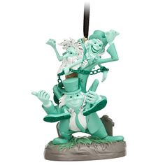 Hitchhiking Ghosts Ornament - The Haunted Mansion | Ornaments | Disney Store