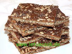 Chia-Leinsamen Brot-სელის და ჩიას პური