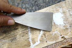 Preparar y pintar madera
