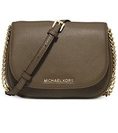 #Michael Kors small Bedford crossbody is ready to go. Simply slip in your essentials for a day at the office (or choose to play hooky and head for the shore!) ~G...