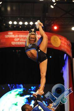 Cheer Athletics Worlds 2013