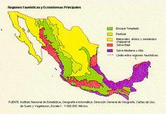 ecosystems mexico