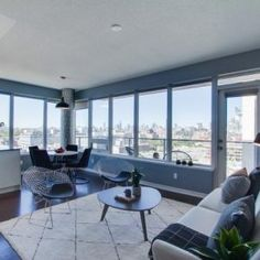 Live In Pure Bliss At Bliss Condominiums, In This Perfectly Laid Out Two Bedroom + Den Unit. Two Bedroom, Condominium, Layout, Pure Products, Table, Furniture, Home Decor, Decoration Home, Page Layout