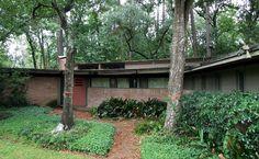 James Weiler House, 10911 Wickline Dr. – Houston TX (built 1959; demolished 09/2008; architect: Bowles & Bowles)