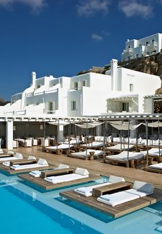 The Cavo Tagoo Hotel is one of the most charismatic and breathtaking boutique hotels in Greece http://www.mediteranique.com/hotels-greece/mykonos/cavo-tagoo/