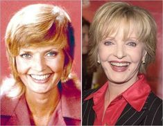 Carol Brady. - Florence Henderson - then & now Brady Bunch Mom, Eve Plumb, Florence Henderson, Maureen Mccormick, Celebrities Then And Now, Old Tv Shows, Abc News, Bobby, Ronald Mcdonald